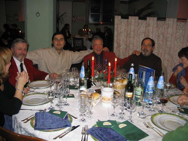 Cena natale YCM 007